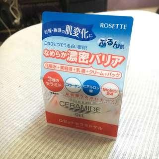 Rosette Ceramide Gel