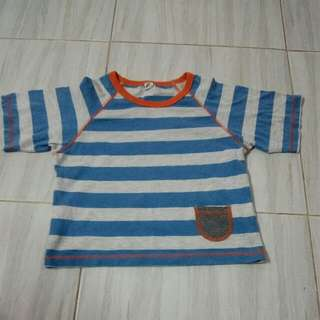 T-shirt boy 4 tahun