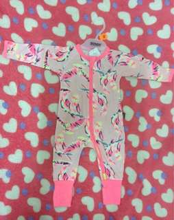 Summer Love Birds Wondersuit