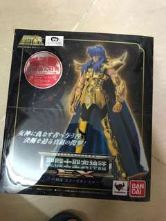 Saint Seiya 聖鬥士聖衣神話 EX 天蠍座 美羅 Scorpio Cloth