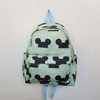 Micky mouse Korean Backpack