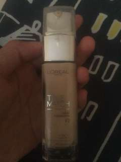 L'OREAL True Match Liquid Foundation [Rose Porcelain]