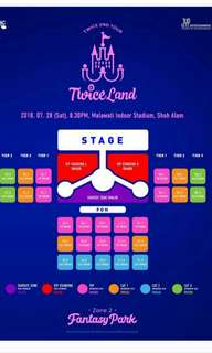 TWICELAND LAST CALL twice concert