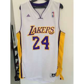 Kobe 24 LA Lakers Jersey from Adidas Orignal XL K
