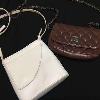2 for 450 Genuine Leather Small Bag