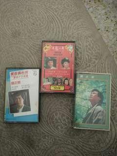Cassette Tapes, original, 关正杰