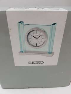 Seiko Table Clock - QHE052S