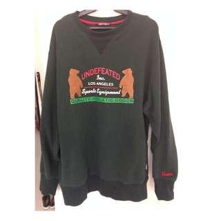 Undefeated Crewneck XL Streetwear