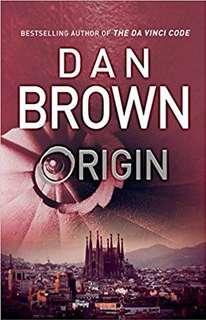 Dan brown - origin ebook