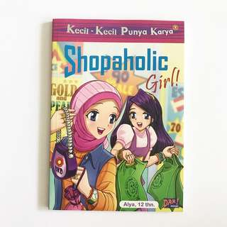 KKPK (Kecil-Kecil Punya Karya) books by Various Authors 一 #PROMO