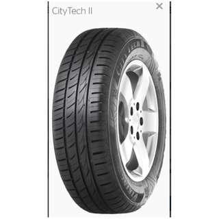 14吋 Citytech 維京輪胎 馬牌輪胎副品牌Viking 歐洲廠製造 高CP耐磨小轎車輪胎完工價請私訊確認