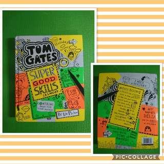 Tom gates原文書