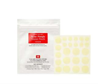 COSRX Acne Pimple Patches / One Step Pimple Clear Pads(back in stock)