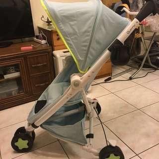 Quinny 嬰兒推車 雙向 荷蘭品牌 /三輪推車
