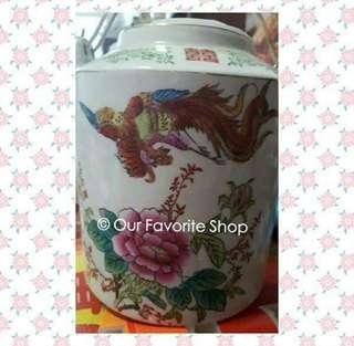 Sale - Vintage Phoenix & Peony Teapot