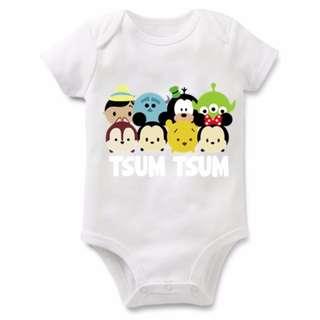 🚚 Tsum Tsum Disney Baby Romper / Cloth