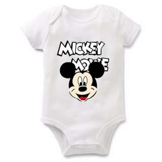 🚚 Mickey Mouse Disney Baby Romper / Cloth