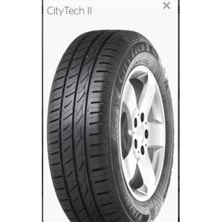 16吋 Citytech 維京輪胎 馬牌輪胎副品牌Viking 歐洲廠製造 高CP耐磨小轎車輪胎完工價請私訊確認