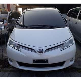 2009年 Toyota  Previa  3.5 白