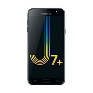 Promo Free Admin Samsung J7 Plus kredit cepat