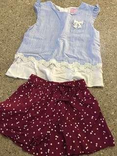 👧🏻Kids Clothes Set