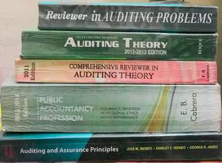 Auditing Theory & Problems