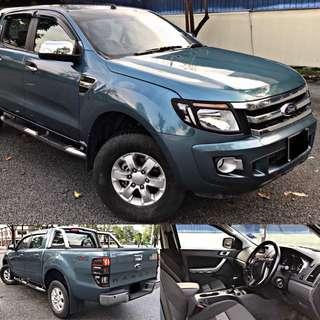 Ford Ranger 2.2 (Auto) Full Spec XLT