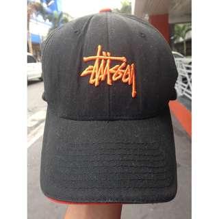 Stussy Cap Large Streetwear brand fashion