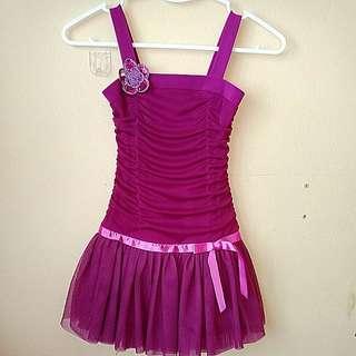 Magenta Dress/Gown