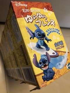 Stitch toys 史迪仔一套五款模型