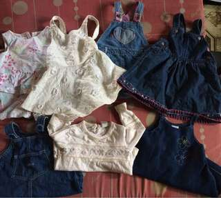 ASSORTED BRANDED USED CLOTHES