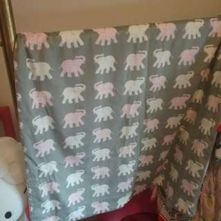Brand new baby large blanket