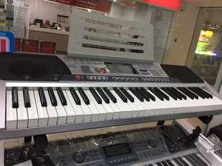 61 keys digital piano keyboard