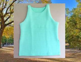 Pastel Green Top (used once)