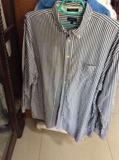 GANT Harvard Poplin Executive long sleeves shirt