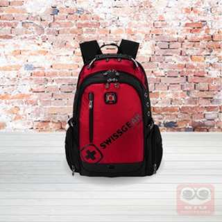 """SwissGear Backpack P20 Urban Travel Fit Most 13""""n15"""" Laptop (Red)"""