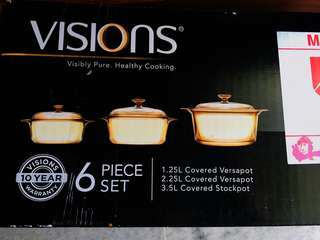 6pcs Vision Set