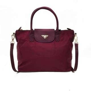 Prada Plain Sling Bag