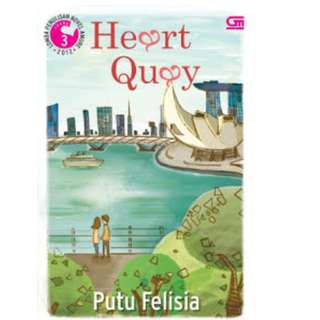 Ebook Heart Quay - Putu Felisia