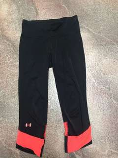 Under Armour tights!