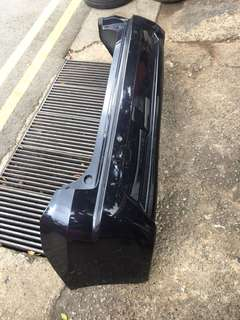Honda Stream Rear Bumper