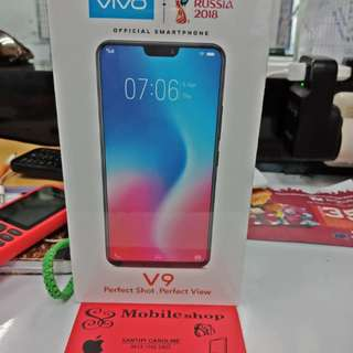 Kredit Vivo V9 Black Promo Tenor 9 Bulan