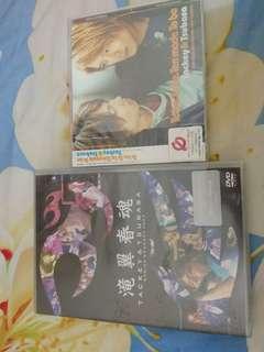 Tackey and tsubasa cd+dvd bundle