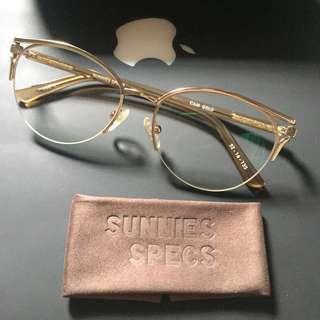 Sunnies specs• cam gold (1900 to 1800)