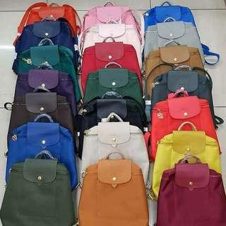 Buy1Take1! Authentic Longchamp Backpack