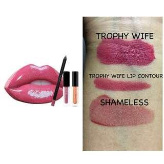 💄 Huda Beauty Lip Tin Set