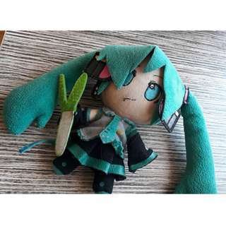 Comic Alley Hatsune Miku Stuffed Toy Collectible