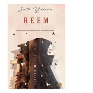 Ebook Reem: Apakah maut dan desing peluru ini akan mematahkan cintamu? - Sinta Yudisia