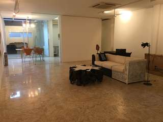 Conservation ground floor apartment for rent