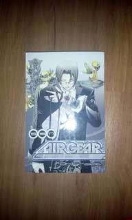 Air gear (eng) vol 15,16,17